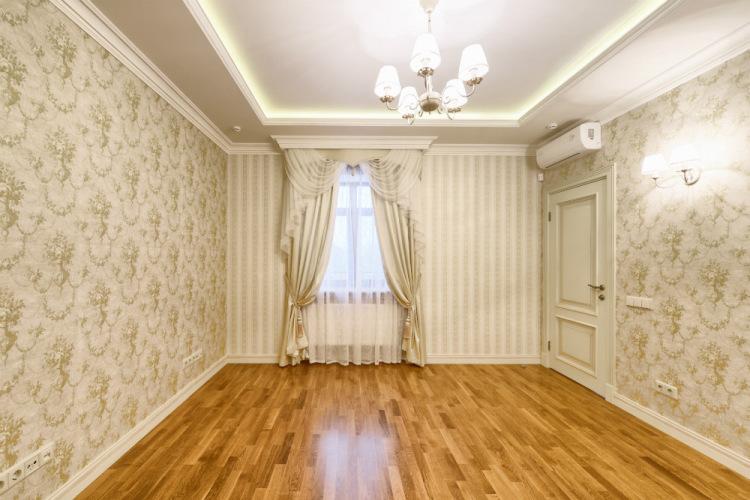 Ремонт двухкомнатной квартиры в новостройке